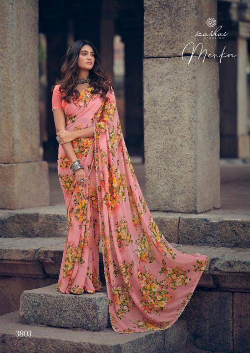 Kashvi Menka by Lt Fabrics Saree Sari Wholesale Catalog 10 Pcs 5 510x721 - Kashvi Menka by Lt Fabrics Saree Sari Wholesale Catalog 10 Pcs