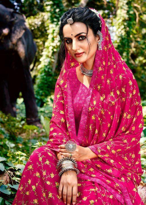 Kashvi Purva by Lt Fabrics Saree Sari Wholesale Catalog 9 Pcs 13 510x714 - Kashvi Purva by Lt Fabrics Saree Sari Wholesale Catalog 9 Pcs