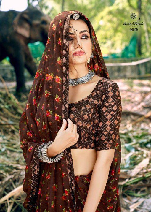 Kashvi Purva by Lt Fabrics Saree Sari Wholesale Catalog 9 Pcs 17 510x714 - Kashvi Purva by Lt Fabrics Saree Sari Wholesale Catalog 9 Pcs