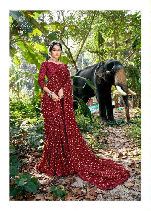 Kashvi Purva by Lt Fabrics Saree Sari Wholesale Catalog 9 Pcs 9 510x714 - Kashvi Purva by Lt Fabrics Saree Sari Wholesale Catalog 9 Pcs
