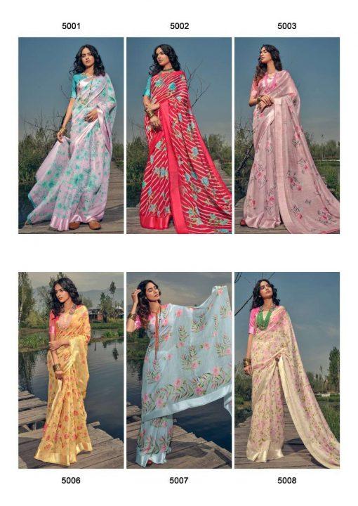 Kashvi Silk Route by Lt Fabrics Saree Sari Wholesale Catalog 10 Pcs 20 510x720 - Kashvi Silk Route by Lt Fabrics Saree Sari Wholesale Catalog 10 Pcs