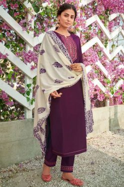 Kivi Fashion Purika Vol 3 by Kajree Kurti with Dupatta Bottom Wholesale Catalog 6 Pcs