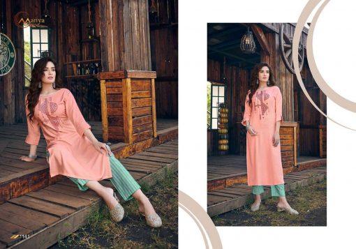 Manya Glory Kurti with Pant Wholesale Catalog 6 Pcs 10 510x357 - Manya Glory Kurti with Pant Wholesale Catalog 6 Pcs