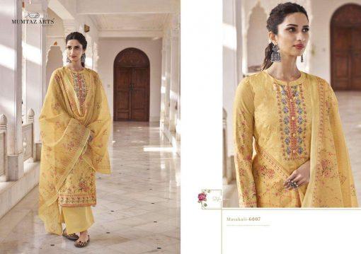 Mumtaz Arts Masakali Salwar Suit Wholesale Catalog 10 Pcs 12 510x359 - Mumtaz Arts Masakali Salwar Suit Wholesale Catalog 10 Pcs
