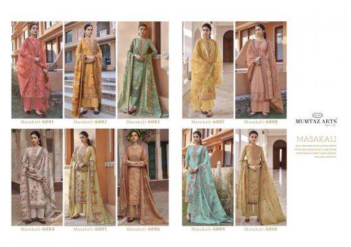 Mumtaz Arts Masakali Salwar Suit Wholesale Catalog 10 Pcs 16 510x359 - Mumtaz Arts Masakali Salwar Suit Wholesale Catalog 10 Pcs