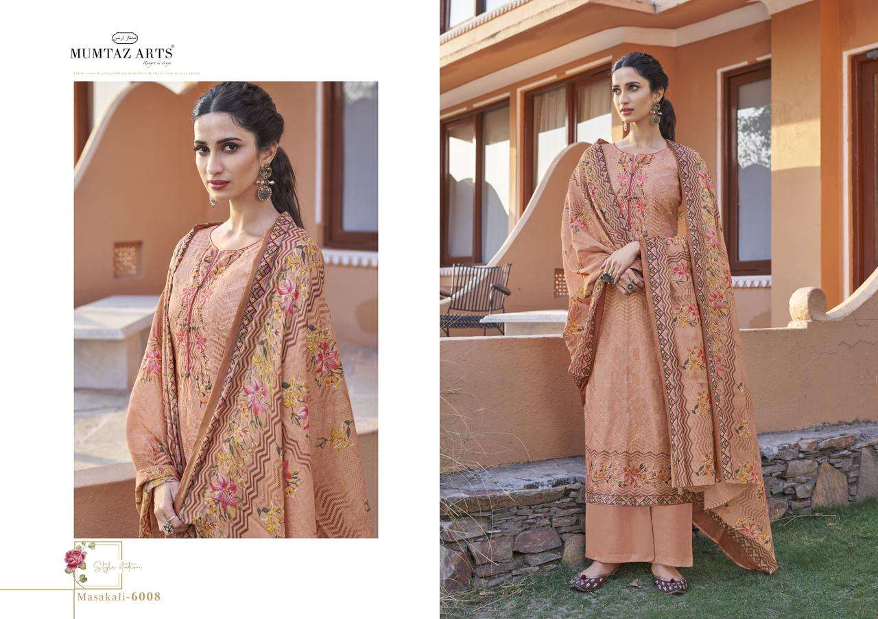 Mumtaz Arts Masakali Salwar Suit Wholesale Catalog 10 Pcs 2 - Mumtaz Arts Masakali Salwar Suit Wholesale Catalog 10 Pcs