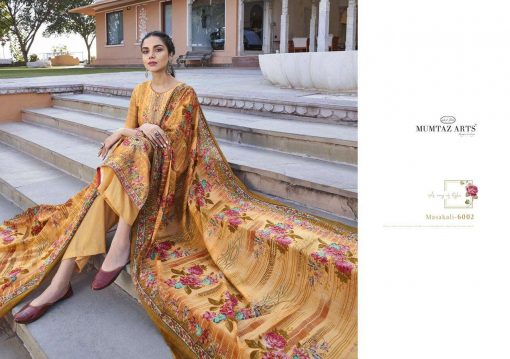Mumtaz Arts Masakali Salwar Suit Wholesale Catalog 10 Pcs 4 510x359 - Mumtaz Arts Masakali Salwar Suit Wholesale Catalog 10 Pcs