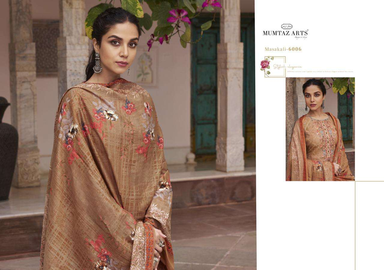 Mumtaz Arts Masakali Salwar Suit Wholesale Catalog 10 Pcs 5 - Mumtaz Arts Masakali Salwar Suit Wholesale Catalog 10 Pcs