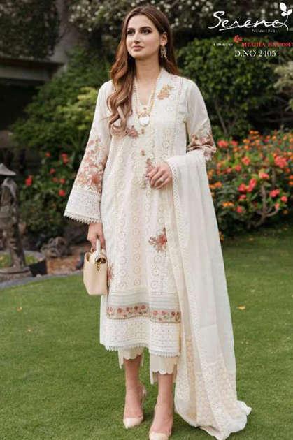 Serene Belle Ame Salwar Suit Wholesale Catalog 6 Pcs