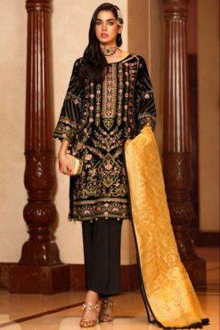 Serene Zarif NX Salwar Suit Wholesale Catalog 3 Pcs
