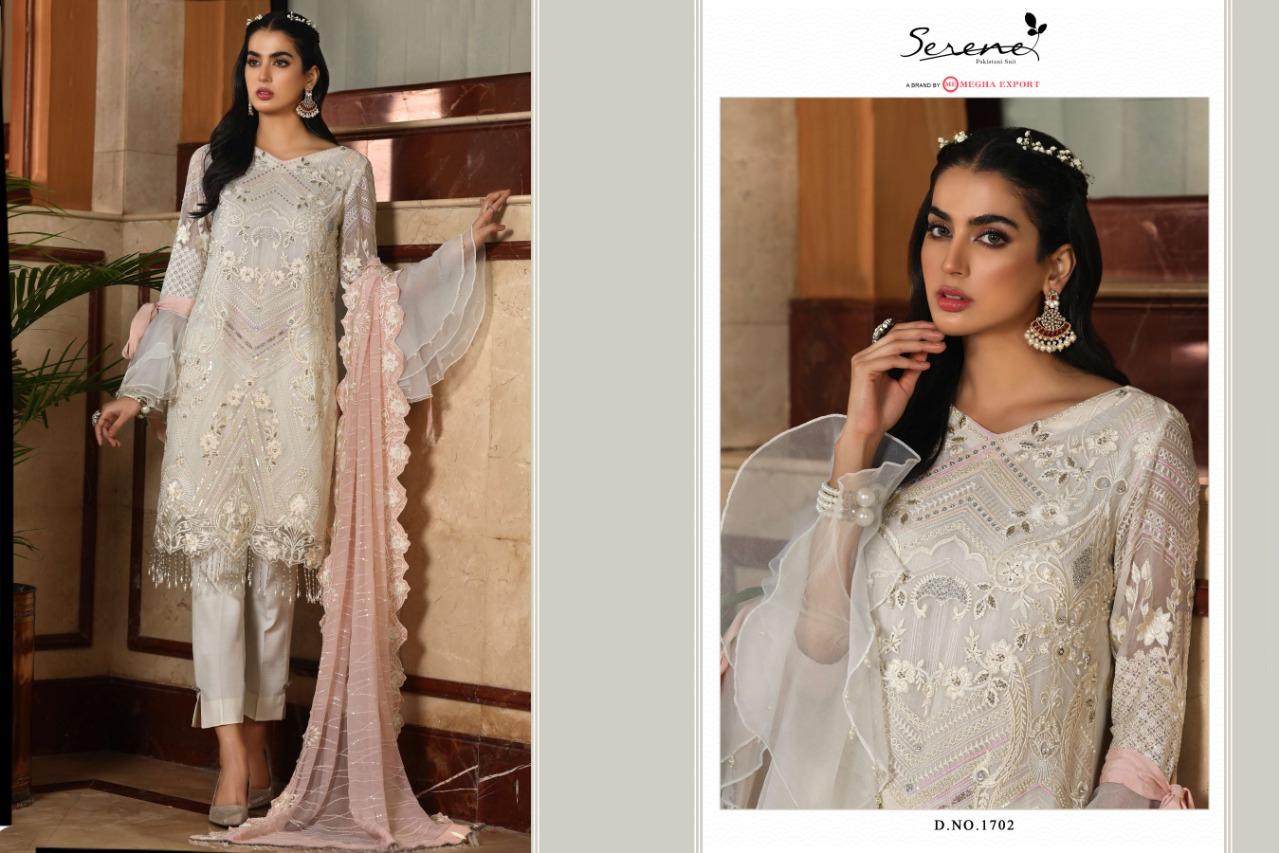 Serene Zarif NX Salwar Suit Wholesale Catalog 3 Pcs 4 - Serene Zarif NX Salwar Suit Wholesale Catalog 3 Pcs