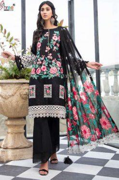 Shree Fabs Adan Libaas Schiffli Collection Vol 4 Salwar Suit Wholesale Catalog 4 Pcs 247x371 - Blue Hills Tokyo Kurti Wholesale Catalog 5 Pcs