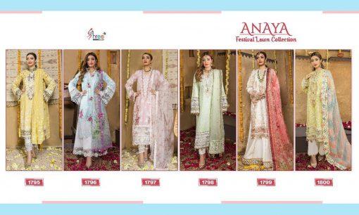 Shree Fabs Anaya Festival Lawn Collection Salwar Suit Wholesale Catalog 6 Pcs 14 510x306 - Shree Fabs Anaya Festival Lawn Collection Salwar Suit Wholesale Catalog 6 Pcs