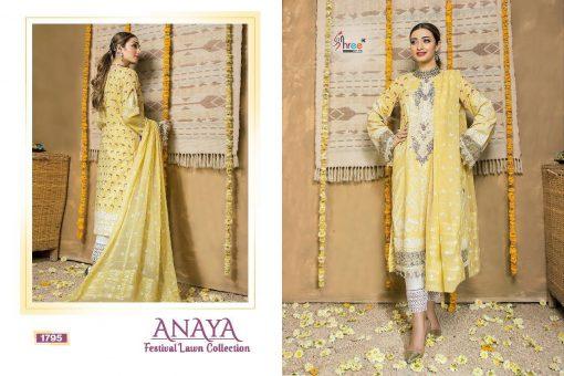 Shree Fabs Anaya Festival Lawn Collection Salwar Suit Wholesale Catalog 6 Pcs 5 510x340 - Shree Fabs Anaya Festival Lawn Collection Salwar Suit Wholesale Catalog 6 Pcs
