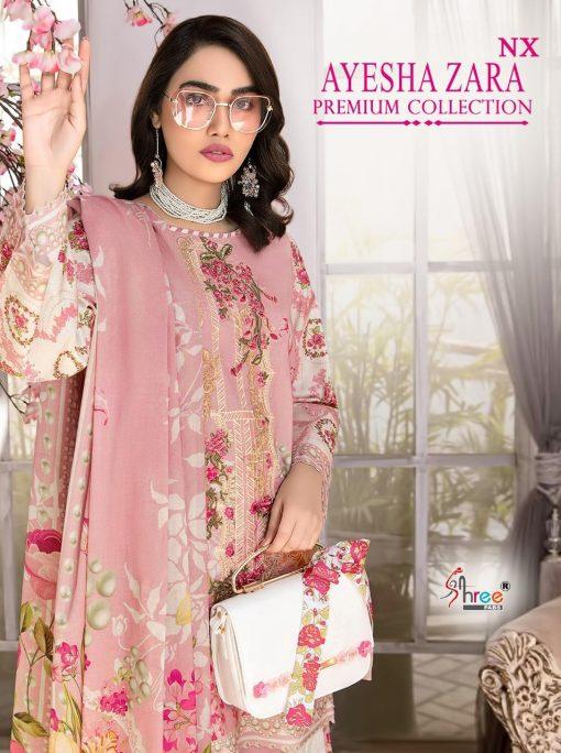 Shree Fabs Ayesha Zara Premium Collection Nx Salwar Suit Wholesale Catalog 6 Pcs 1 1 510x684 - Shree Fabs Ayesha Zara Premium Collection Nx Salwar Suit Wholesale Catalog 6 Pcs