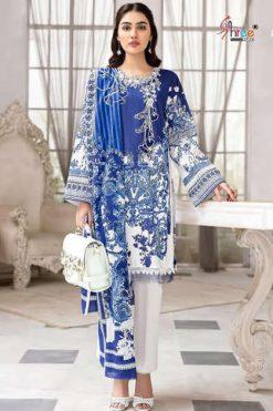 Shree Fabs Ayesha Zara Premium Collection Nx Salwar Suit Wholesale Catalog 6 Pcs