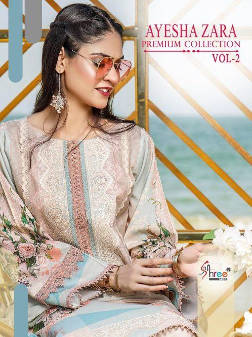 Shree Fabs Ayesha Zara Premium Collection Vol 2 Salwar Suit Wholesale Catalog 10 Pcs 1 510x684 - Shree Fabs Ayesha Zara Premium Collection Vol 2 Salwar Suit Wholesale Catalog 10 Pcs