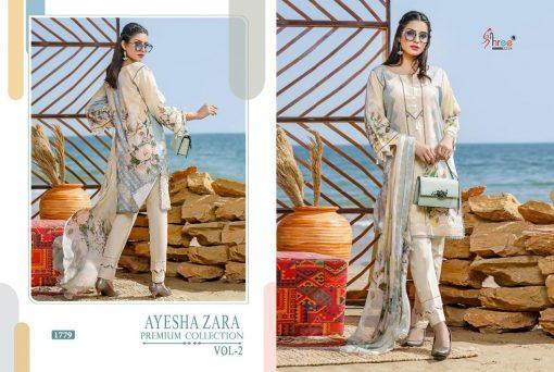 Shree Fabs Ayesha Zara Premium Collection Vol 2 Salwar Suit Wholesale Catalog 10 Pcs 15 510x342 - Shree Fabs Ayesha Zara Premium Collection Vol 2 Salwar Suit Wholesale Catalog 10 Pcs