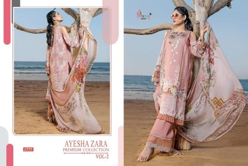 Shree Fabs Ayesha Zara Premium Collection Vol 2 Salwar Suit Wholesale Catalog 10 Pcs 17 510x342 - Shree Fabs Ayesha Zara Premium Collection Vol 2 Salwar Suit Wholesale Catalog 10 Pcs