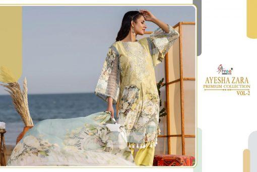 Shree Fabs Ayesha Zara Premium Collection Vol 2 Salwar Suit Wholesale Catalog 10 Pcs 18 510x342 - Shree Fabs Ayesha Zara Premium Collection Vol 2 Salwar Suit Wholesale Catalog 10 Pcs