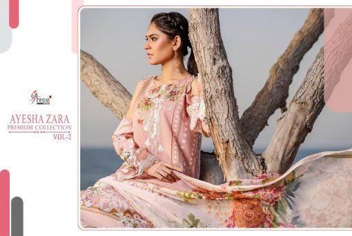 Shree Fabs Ayesha Zara Premium Collection Vol 2 Salwar Suit Wholesale Catalog 10 Pcs 19 510x342 - Shree Fabs Ayesha Zara Premium Collection Vol 2 Salwar Suit Wholesale Catalog 10 Pcs
