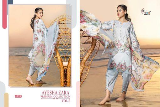 Shree Fabs Ayesha Zara Premium Collection Vol 2 Salwar Suit Wholesale Catalog 10 Pcs 21 510x342 - Shree Fabs Ayesha Zara Premium Collection Vol 2 Salwar Suit Wholesale Catalog 10 Pcs