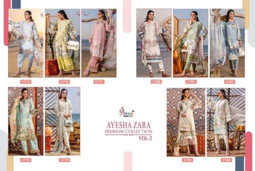 Shree Fabs Ayesha Zara Premium Collection Vol 2 Salwar Suit Wholesale Catalog 10 Pcs 23 510x342 - Shree Fabs Ayesha Zara Premium Collection Vol 2 Salwar Suit Wholesale Catalog 10 Pcs