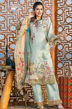 Shree Fabs Ayesha Zara Premium Collection Vol 2 Salwar Suit Wholesale Catalog 10 Pcs