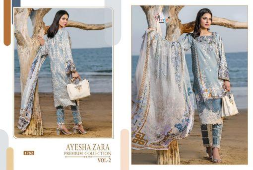 Shree Fabs Ayesha Zara Premium Collection Vol 2 Salwar Suit Wholesale Catalog 10 Pcs 5 510x342 - Shree Fabs Ayesha Zara Premium Collection Vol 2 Salwar Suit Wholesale Catalog 10 Pcs