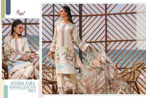 Shree Fabs Ayesha Zara Premium Collection Vol 2 Salwar Suit Wholesale Catalog 10 Pcs 6 510x342 - Shree Fabs Ayesha Zara Premium Collection Vol 2 Salwar Suit Wholesale Catalog 10 Pcs