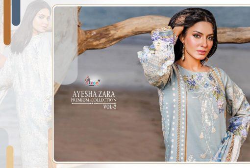 Shree Fabs Ayesha Zara Premium Collection Vol 2 Salwar Suit Wholesale Catalog 10 Pcs 8 510x342 - Shree Fabs Ayesha Zara Premium Collection Vol 2 Salwar Suit Wholesale Catalog 10 Pcs