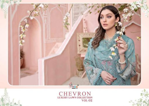 Shree Fabs Chevron Luxury Lawn Collection Vol 2 Salwar Suit Wholesale Catalog 7 Pcs 1 510x364 - Shree Fabs Chevron Luxury Lawn Collection Vol 2 Salwar Suit Wholesale Catalog 7 Pcs