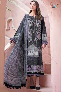 Shree Fabs Chevron Luxury Lawn Collection Vol 2 Salwar Suit Wholesale Catalog 7 Pcs