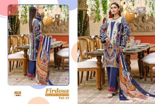 Shree Fabs Firdous Exclusive Collection Vol 15 Salwar Suit Wholesale Catalog 10 Pcs 10 510x342 - Shree Fabs Firdous Exclusive Collection Vol 15 Salwar Suit Wholesale Catalog 10 Pcs