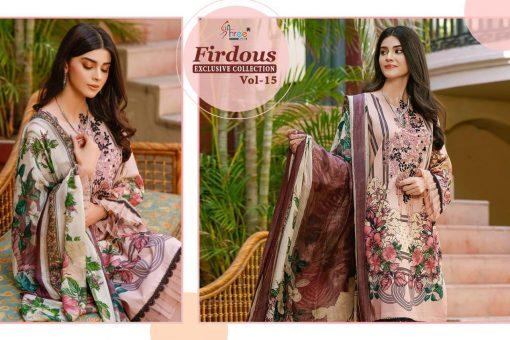 Shree Fabs Firdous Exclusive Collection Vol 15 Salwar Suit Wholesale Catalog 10 Pcs 11 510x340 - Shree Fabs Firdous Exclusive Collection Vol 15 Salwar Suit Wholesale Catalog 10 Pcs