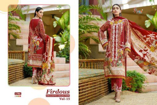 Shree Fabs Firdous Exclusive Collection Vol 15 Salwar Suit Wholesale Catalog 10 Pcs 16 510x342 - Shree Fabs Firdous Exclusive Collection Vol 15 Salwar Suit Wholesale Catalog 10 Pcs