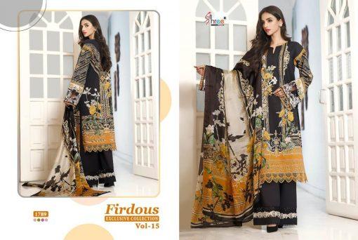 Shree Fabs Firdous Exclusive Collection Vol 15 Salwar Suit Wholesale Catalog 10 Pcs 6 510x342 - Shree Fabs Firdous Exclusive Collection Vol 15 Salwar Suit Wholesale Catalog 10 Pcs