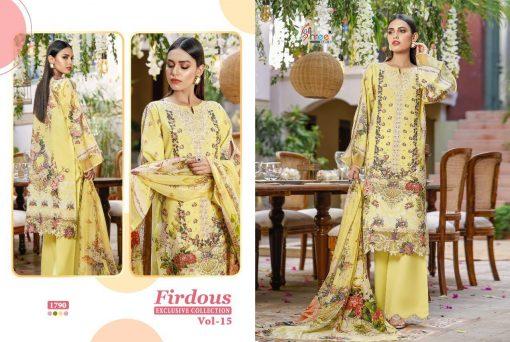 Shree Fabs Firdous Exclusive Collection Vol 15 Salwar Suit Wholesale Catalog 10 Pcs 7 510x342 - Shree Fabs Firdous Exclusive Collection Vol 15 Salwar Suit Wholesale Catalog 10 Pcs