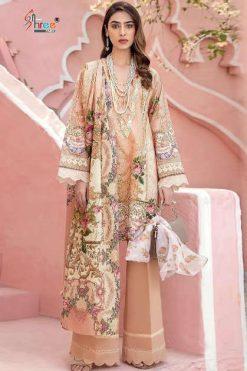 Shree Fabs Firdous Ombre Collection Nx Salwar Suit Wholesale Catalog 5 Pcs