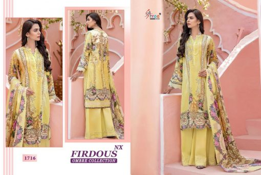 Shree Fabs Firdous Ombre Collection Nx Salwar Suit Wholesale Catalog 5 Pcs 3 1 510x342 - Shree Fabs Firdous Ombre Collection Nx Salwar Suit Wholesale Catalog 5 Pcs