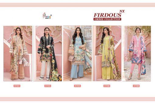 Shree Fabs Firdous Ombre Collection Nx Salwar Suit Wholesale Catalog 5 Pcs 8 1 510x342 - Shree Fabs Firdous Ombre Collection Nx Salwar Suit Wholesale Catalog 5 Pcs