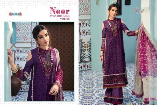Shree Fabs Noor By Saadia Asad Vol 3 Salwar Suit Wholesale Catalog 5 Pcs 10 510x340 - Shree Fabs Noor By Saadia Asad Vol 3 Salwar Suit Wholesale Catalog 5 Pcs
