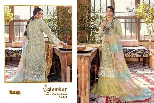Shree Fabs Qalamkar Lawn Collection Vol 3 Salwar Suit Wholesale Catalog 6 Pcs 11 510x340 - Shree Fabs Qalamkar  Lawn Collection Vol 3 Salwar Suit Wholesale Catalog 6 Pcs