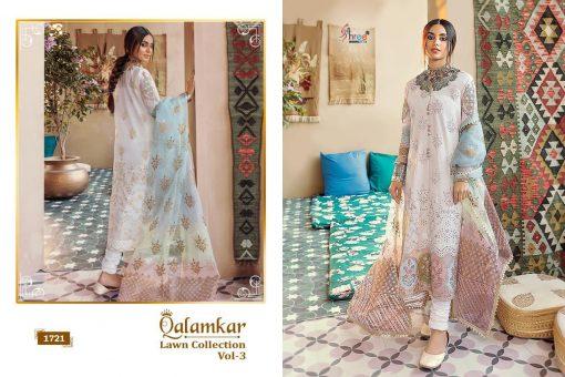 Shree Fabs Qalamkar Lawn Collection Vol 3 Salwar Suit Wholesale Catalog 6 Pcs 13 510x340 - Shree Fabs Qalamkar  Lawn Collection Vol 3 Salwar Suit Wholesale Catalog 6 Pcs