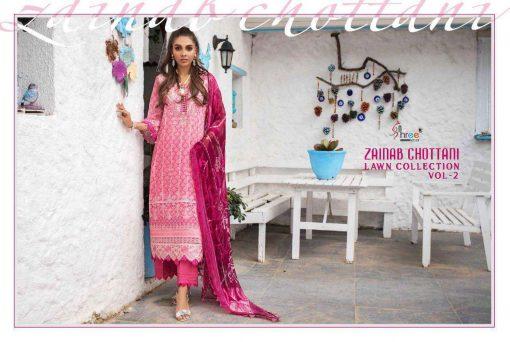 Shree Fabs Zainab Chottani Lawn Collection Vol 2 Salwar Suit Wholesale Catalog 8 Pcs 19 510x342 - Shree Fabs Zainab Chottani Lawn Collection Vol 2 Salwar Suit Wholesale Catalog 8 Pcs