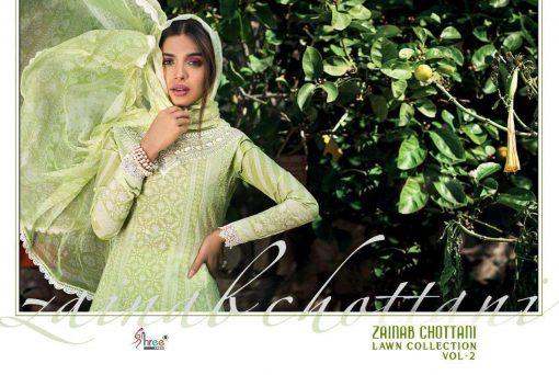 Shree Fabs Zainab Chottani Lawn Collection Vol 2 Salwar Suit Wholesale Catalog 8 Pcs 20 510x342 - Shree Fabs Zainab Chottani Lawn Collection Vol 2 Salwar Suit Wholesale Catalog 8 Pcs