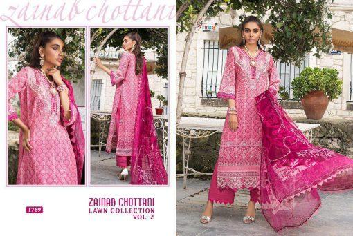Shree Fabs Zainab Chottani Lawn Collection Vol 2 Salwar Suit Wholesale Catalog 8 Pcs 22 510x342 - Shree Fabs Zainab Chottani Lawn Collection Vol 2 Salwar Suit Wholesale Catalog 8 Pcs