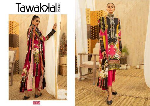 Tawakkal Opulence Luxury Cotton Vol 3 Salwar Suit Wholesale Catalog 10 Pcs 11 510x361 - Tawakkal Opulence Luxury Cotton Vol 3 Salwar Suit Wholesale Catalog 10 Pcs