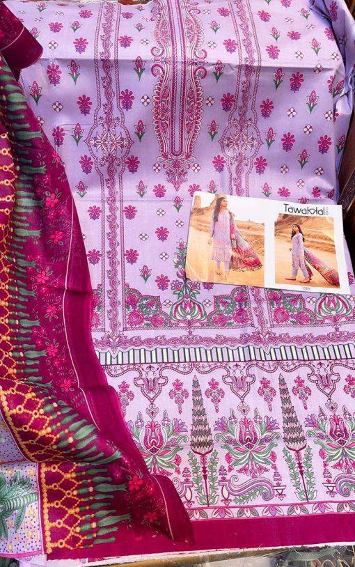 Tawakkal Opulence Luxury Cotton Vol 3 Salwar Suit Wholesale Catalog 10 Pcs 18 510x814 - Tawakkal Opulence Luxury Cotton Vol 3 Salwar Suit Wholesale Catalog 10 Pcs