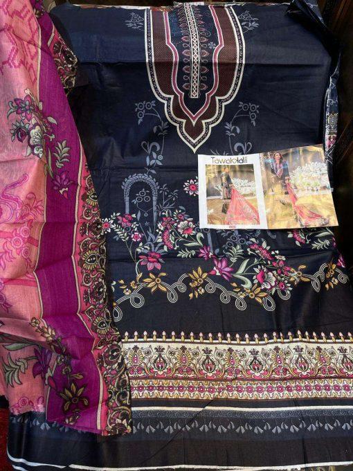 Tawakkal Opulence Luxury Cotton Vol 3 Salwar Suit Wholesale Catalog 10 Pcs 19 510x680 - Tawakkal Opulence Luxury Cotton Vol 3 Salwar Suit Wholesale Catalog 10 Pcs